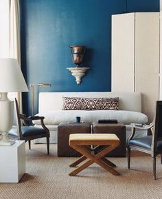 paint-Benjamin Moore Bermuda Blue