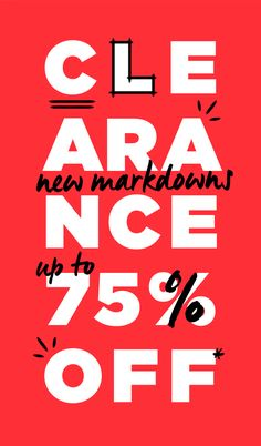 NEW clearance markdowns, up to OFF! – Saks Fifth Avenue OFF - Blackfriday Design Minimal Web Design, Sale Signage, Email Layout, Email Design Inspiration, Email Marketing Design, Newsletter Design, Promotional Design, Sale Banner, Creative Posters
