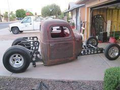 My 1941 Dodge Truck Build - Page 12 - Rat Rods Rule - Rat Rods, Hot Rods, Bikes, Photos, Builds, Tech, Talk & Advice since 2007!