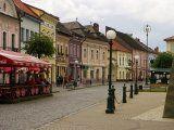 Kežmarok - Hlavné námestie