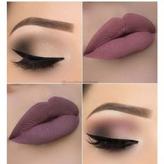 Best Eye Makeup Looks for Eyes And Lips ❤ liked on Polyvore featuring beauty products