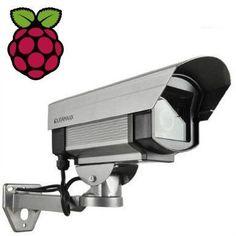 Raspberry Pi como cámara HD de vigilancia de bajo costo
