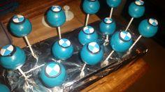 Sandy's Kitchendreams: BMW Cakepops