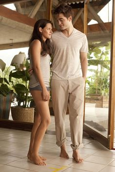 Edward and Bella, The honeymoon <3