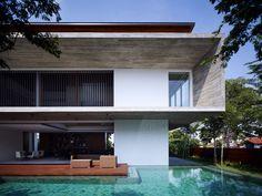 Residência M / ONG Pte Ltd