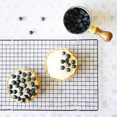 blueberry custard- had this at a picnic this weekend!  Delic~