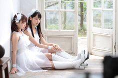 Ayumi Ishida & Haruna Iikubo
