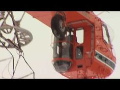 Erecting a Herblet Ralls Transmission Tower - YouTube