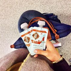 Carry-on essentials ✈️ Get our Detoxifying Masque Duo ($36 value) as a gift with any purchase & start your week revived. #sunday #junejacobs  Carry On Essentials, Smooth Skin, Spa, Sunday, Photo And Video, Gift, Collection, Instagram, Domingo