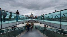 Millennium Bridge by Photosbytavo