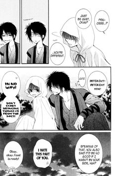 Akatsuki no yona- Yeah Hak you're cute