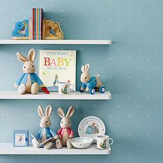 Still delighting children and inspiring imaginations today, Peter Rabbit and his adventures remain among Britain's most cherished classics.