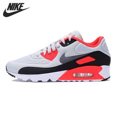 Original New Arrival NIKE AIR MAX 90 ULTRA SE Men s Cushioning Running Shoes  Sneakers  Nike b15ba1a05a3