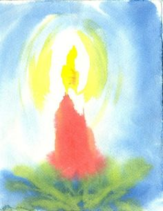 advent painting or candlemas