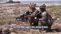 PH, U.S. set to hold 1st Balikatan war games under Duterte - WATCH VIDEO HERE -> http://dutertenewstoday.com/ph-u-s-set-to-hold-1st-balikatan-war-games-under-duterte/   The Philippine and United States militaries are set to hold the first Balikatan war games under President Rodrigo Duterte this April. Full story:  News video credit to Rappler's YouTube channel