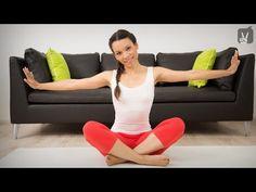 Pilates Schulter & Nacken Quickie Workout - YouTube