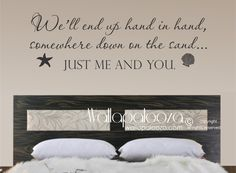 Free Lyrics by Zac Brown Band Wall decal by WallapaloozaDecals, $38.00