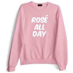 Private Party Rose All Day Sweatshirt (1,400 MXN) ❤ liked on Polyvore featuring tops, hoodies, sweatshirts, blush, going out tops, pink sweatshirts, rosette top, rose tops and night out tops