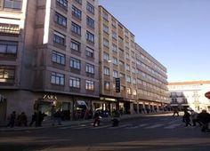 Escapadas a La Coruña Multi Story Building, Street View, Scenery