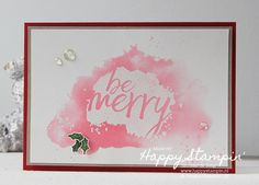 Stampin; Up! - Happy Stampin' - Janneke de Jong - Every Good Wish