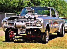 Ford Falcon Gasser