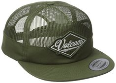Volcom Men's Division Hat, Army Green Combo, One Size Volcom http://www.amazon.com/dp/B0195ONLYS/ref=cm_sw_r_pi_dp_IRR8wb17SXPA8