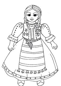Fall Crafts, Arts And Crafts, Coloring Books, Coloring Pages, World Thinking Day, Human Drawing, 1 Decembrie, Hand Embroidery Patterns, Kids Education
