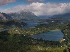 Bariloche a San Martín de los Andes y paso Samoré: Ruta de los 7 Lagos - Argentina