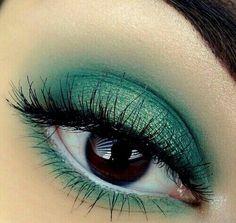 Trucco verde