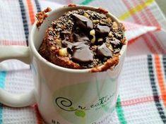 Mug cake proteica: colazione da vertiger