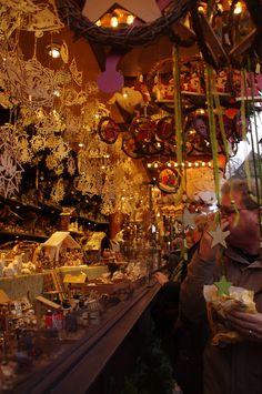 Christmas Market — at Stuttgart - Germany