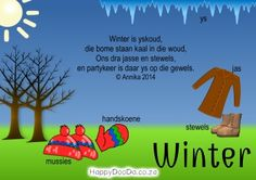Home School: Grade R - Week 22 - Winter - Happy Doo-Da