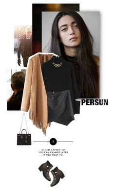 """""""Persun #8"""" by juhh ❤ liked on Polyvore featuring J.A.K., STELLA McCARTNEY, Yves Saint Laurent, fashionset, persunmall, persun and Juliajulian"""