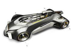 Audi Elite Concept by Eric Leong