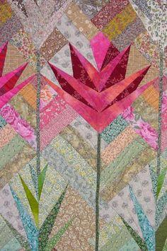 Continuum: more detail image of quilt