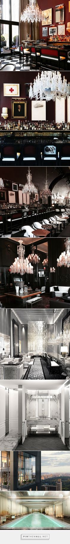 Habitually Chic® » Chic in New York: Baccarat Hotel - created via http://pinthemall.net