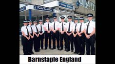 I live in a town called Barnstable Massachusetts. We are twinned with a town called Barnstaple England. Well this was just bound to happen someday.
