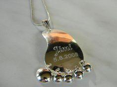 Pikkujalka-riipus Pendant Necklace, Drop Earrings, Personalized Items, Jewelry, Jewlery, Jewerly, Schmuck, Drop Earring, Jewels