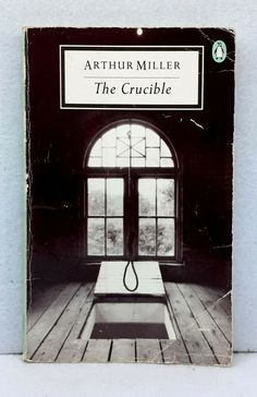 The Crucible by Arthur Miller Penguin Plays Modern Classics Drama used paperback Gcse Drama, Inspector Calls, Penguin Modern Classics, Penguin Books, Paperback Books, Textbook, Best Sellers, Penguins, Plays