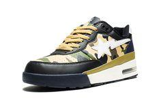 BAPE ROAD STA 1ST CAMO COLLECTION | Sneaker Freaker