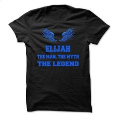 ELIJAH, the man, the myth, the legend - #mens sweatshirts #army t shirts. I WANT THIS => https://www.sunfrog.com/Names/ELIJAH-the-man-the-myth-the-legend-rnvpvkrgbe.html?60505