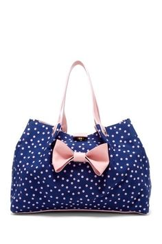 #beauty HauteLook | Get A Grip: Handbags: RED Valentino Polka Dot Tote