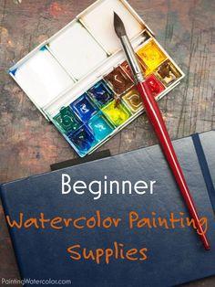 Beginner Watercolor