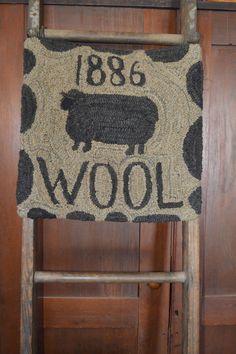 ☆Plumrun Creek☆: Wool Rug