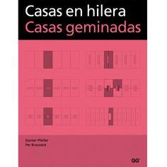 Casas en Hilera / Casas Geminadas - Bilíngue - Gunter Pfeifer y Per Brauneck - Arquitetura no CasasBahia.com.br