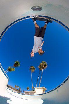 Drain's Eye View: Steve Caballero.