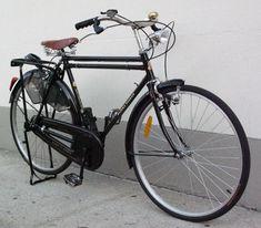flying pigeon cykel