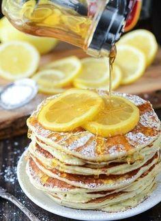 Hell S Kitchen Lemon Ricotta Pancakes Recipe
