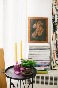 Apartment decorating tips from NYC's small spaces
