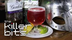Video Game Cocktails - Dragon Age Ginquisition